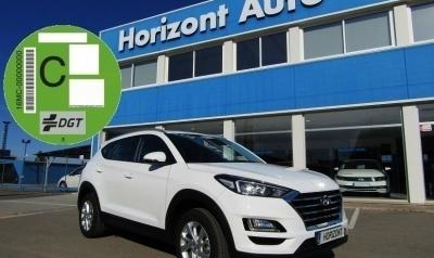 Hyundai Tucson 1.6 GDI Klass 4x2 131cv Blanco