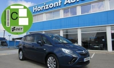 Opel Zafira Tourer 1.6 Cdti Selective 136cv Azul metalizado