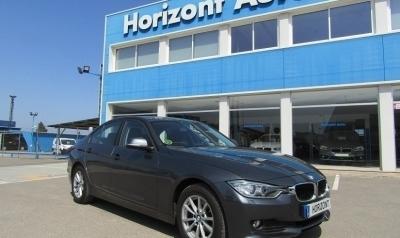 BMW Serie 3 320D 184cv Gris metalizado