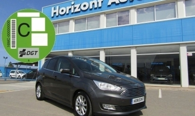 Ford C-Max 2.0 TDCi Business 150cv Gris metalizado