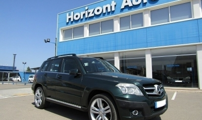 Mercedes-Benz GLK 300 4Matic 230cv Verde metalizado