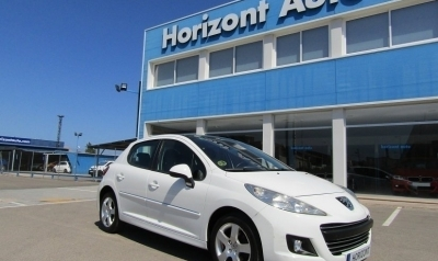 Peugeot 207 1.6 HDI Sport 90cv Blanco