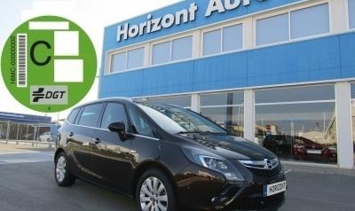 Opel Zafira Tourer 1.4T Excellence 140cv Marrón metalizado