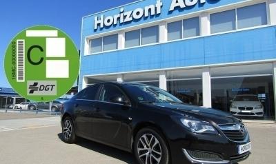 Opel Insignia 1.6 CDTI Selective Auto 136cv Negro metalizado