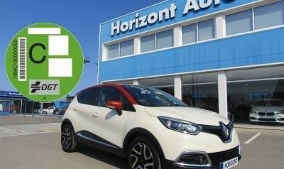Renault Captur 0.9i Zen Energy 90cv Blanco