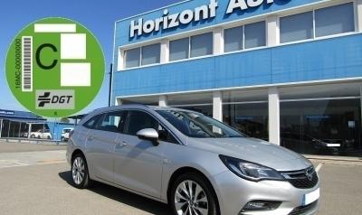 Opel Astra Astra CDTi SportTourer  136cv Gris plata