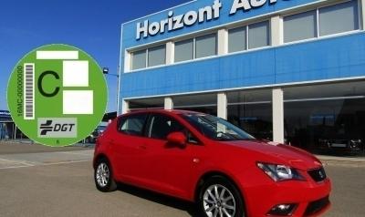 Seat Ibiza 1.2 TSi Style 90cv Rojo metalizado