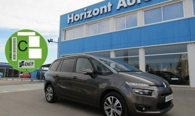 Citroen C4 Grand Picasso B-HDI Feel 120cv Gris metalizado