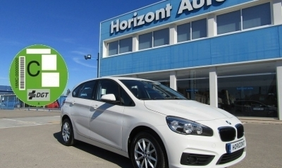 bmw Serie 2 216D Active Tourer 116cv Blanco
