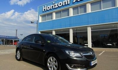 Opel Insignia 2.0 Cdti S&S Business 120cv Gris metalizado