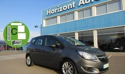 Opel Meriva 1.4 NEL selective 120cv Gris metalizado