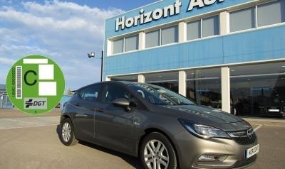 Opel Astra 1.6CDTi 110cv Selective 110cv Gris metalizado