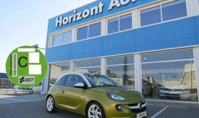 Opel Adam 1.4 XEL 100cv Verde metalizado