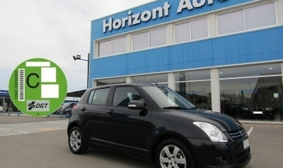 Suzuki Swift 1.3 GL 92cv Negro metalizado