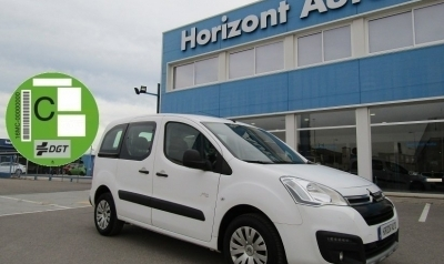 Citroen Berlingo Multispace Live Edition BlueHDI 75cv Blanco