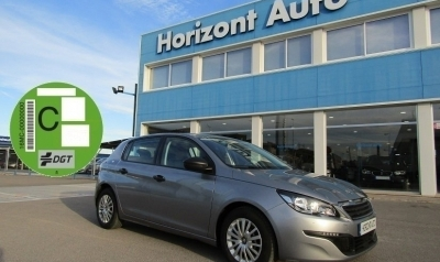 Peugeot 308 1.6 Blue-HDI Access 100cv Gris plata