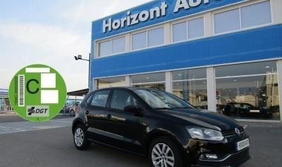 Volkswagen Polo TSI BMT Advance 90cv Negro metalizado