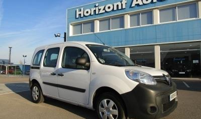 Renault Kangoo Plazas 75cv Blanco