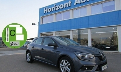 Renault Megane 1.5DCi Business Energy  90cv Gris