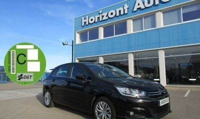 Citroen NC4 1.6HDi Feel edition 100cv Negro