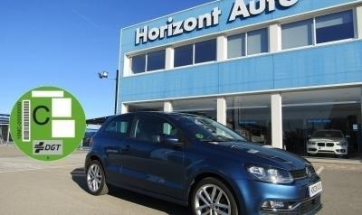 Volkswagen Polo 1.2TSi DSG SPORT 110cv Azul