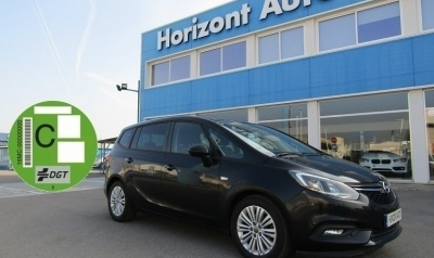 Opel Zafira 1.4T Excellence 140cv Azul metalizado