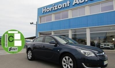 Opel Insignia 1.4T 140cv St&Stop Selective 140cv Azul metalizado