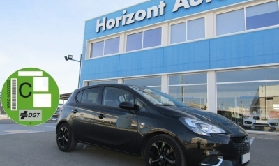 Opel Corsa Black Edition 1.4i 90cv 90cv Negro