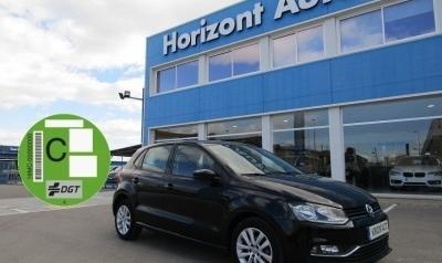 Volkswagen Polo 1.4TDI Advance 75cv Negro