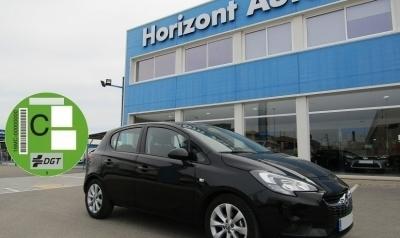 Opel Corsa Selective 1.4  90cv Negro