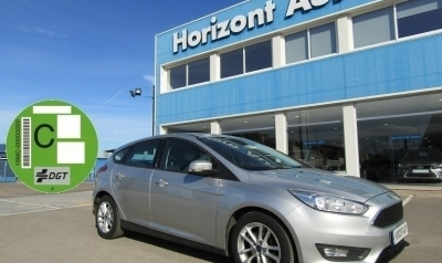 Ford Focus 1.6 POWERSHIFT Trend 125cv Gris