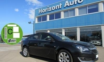Opel Insignia 1.6 CDTI S&S Bussines 120cv Azul metalizado