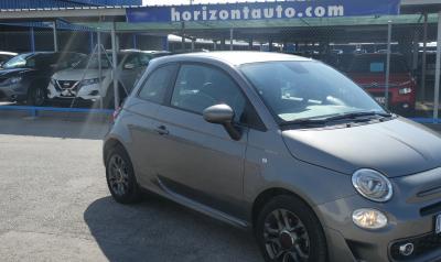 Fiat 500 Serie 7 Sport 1.2i 70cv 70cv Gris oscuro