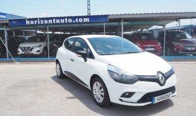 Renault Clio 1.5DCi 75cv 75cv Blanco