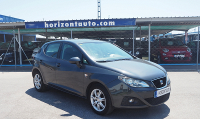 Seat Ibiza 1.6tdI 105CV 105cv Gris