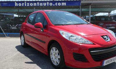 Peugeot 207 1.4 Confort 75cv 75cv Rojo metalizado