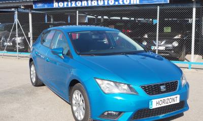 Seat Leon 1.4TSi 125cv Style 125cv Azul metalizado