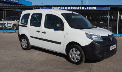 Renault Kangoo 1.5Dci 75cv 75cv Blanco