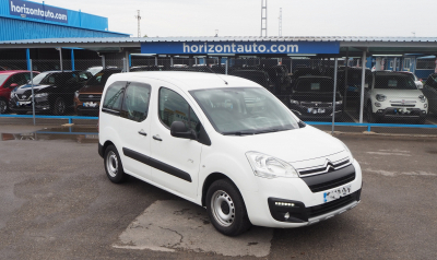 Citroen Berlingo 1.6BHDi 100cv Multispace Live Edition Turismo 100cv Blanco