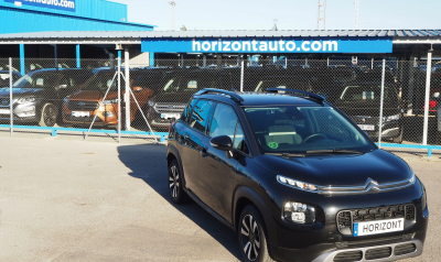Citroen C3 Air Cross 1.2 Pure Tech Feel 8cv 82cv Negro