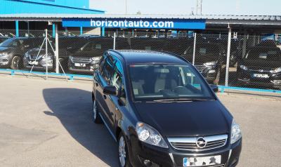 Opel Zafira 1.7CDTi 110cv 110cv Negro