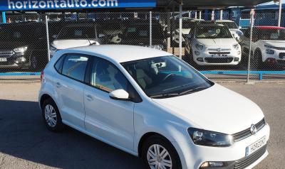 Volkswagen Polo 1.4TDi 75CV Edition BMT 75cv Blanco