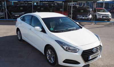 Hyundai i40 1.7CRDi 116cv BDrive Klass 116cv Blanco