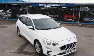 Ford Focus SpBreak Trend + 1.5TDCi 120cv 120cv Blanco