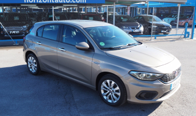 Fiat Tipo 1.3jtd 95cv Pop 95cv Marrón metalizado