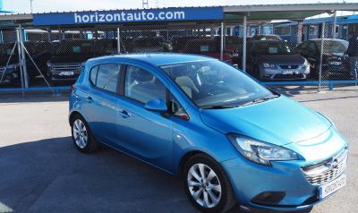 Opel Corsa 1.4i 90cv Edition 90cv Azul metalizado