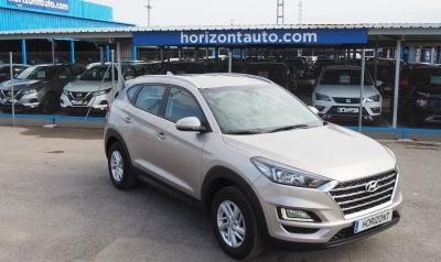 Hyundai Tucson SLE 1.6GDi 132cv 132cv Beige metalizado