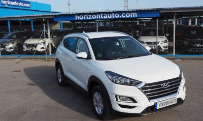 Hyundai Tucson SLE 1.6GDi 132cv 132cv Blanco
