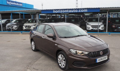 Fiat Tipo Sedan 1.4 Easy 95cv 95cv Marrón metalizado