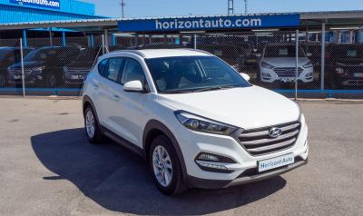 Hyundai Tucson 1.7CRDI 115cv BDrive Link 4x2 115cv Blanco